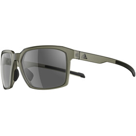 adidas Evolver Glasses olive matt/grey